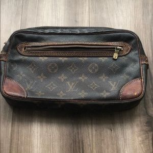 Louis Vuitton Monogram Clutch #25